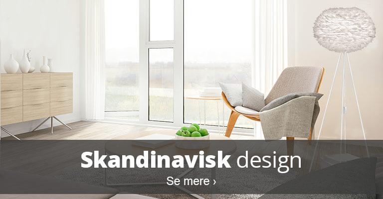 Skandinaviske designerlamper