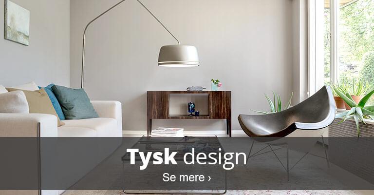 Tyske designlamper
