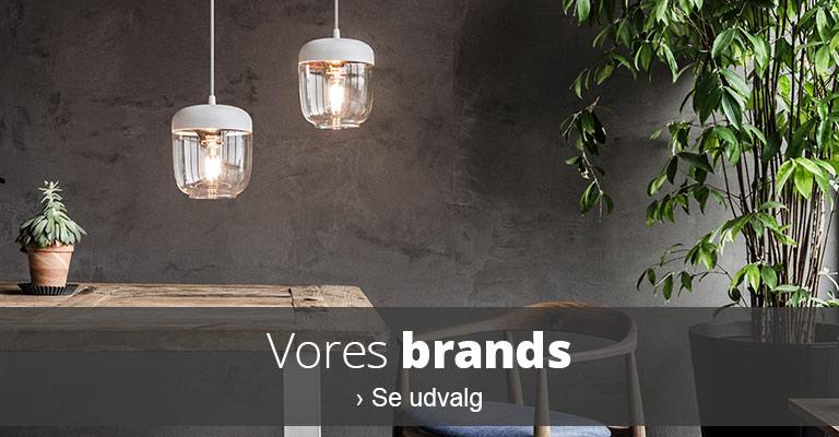 Vores brands
