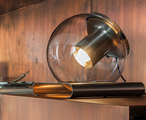 Bordlampen The Globe | 7265098