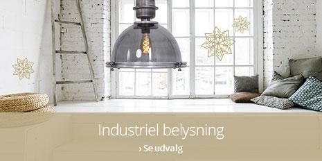 Industriel belysning