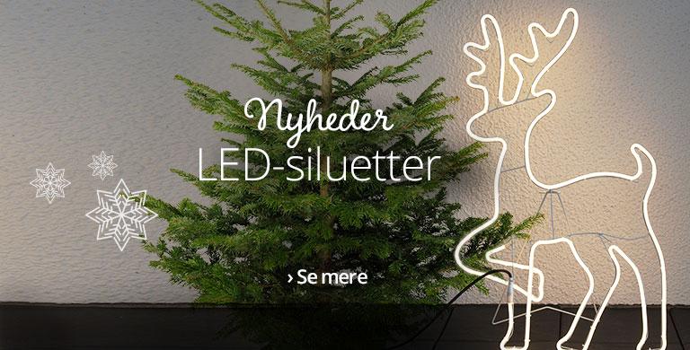 LED-siluetter
