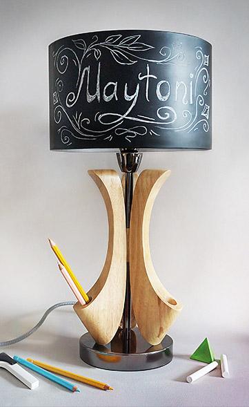 Bordlampe Brava Lampada   6727159