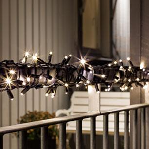 Lyskæder til udendørs brug