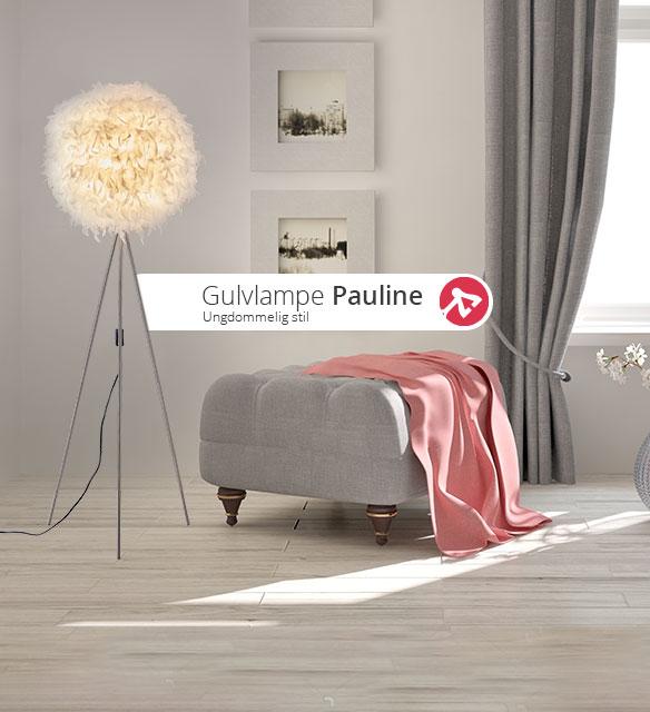 Gulvlampen Pauline